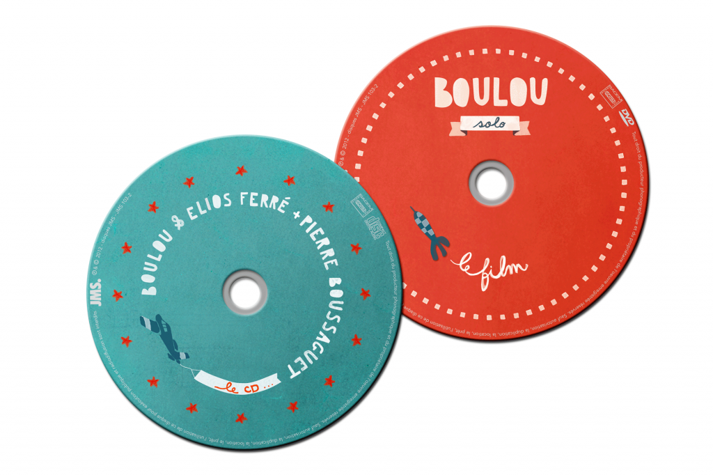 Boulou-rondelles